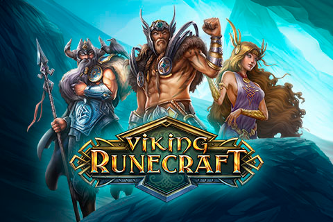 Logo viking runecraft playn go