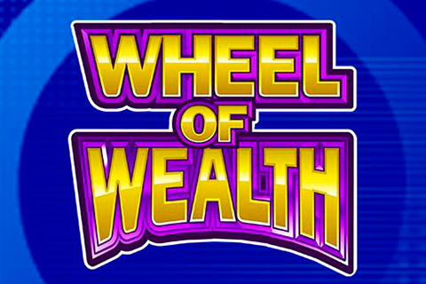 Logo wheel of wealth microgaming