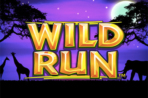Logo wild run nextgen gaming