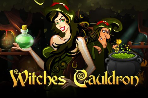 Logo witches cauldron pragmatic