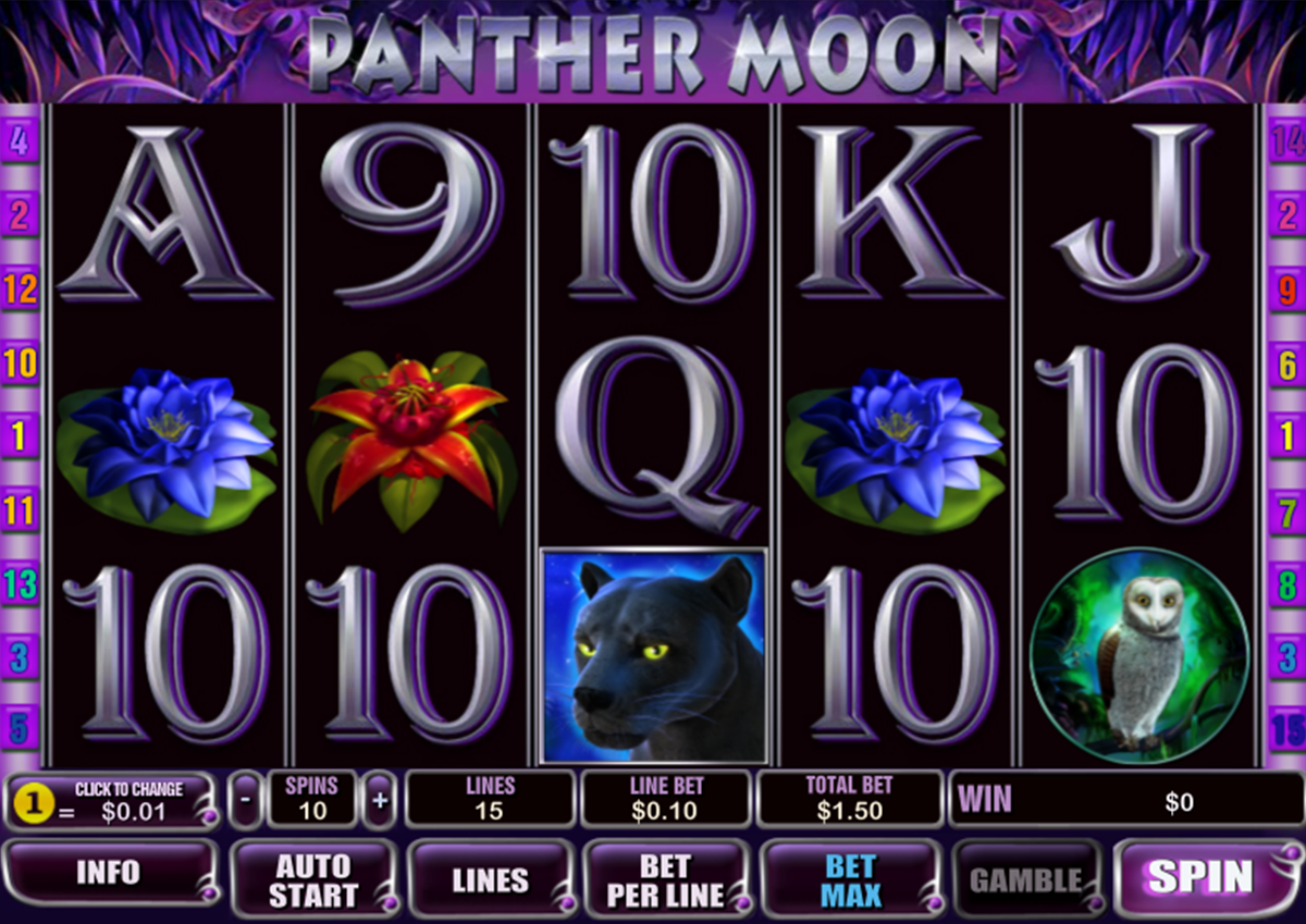 panther moon playtech