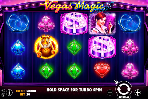 Vegas magic pragmatic
