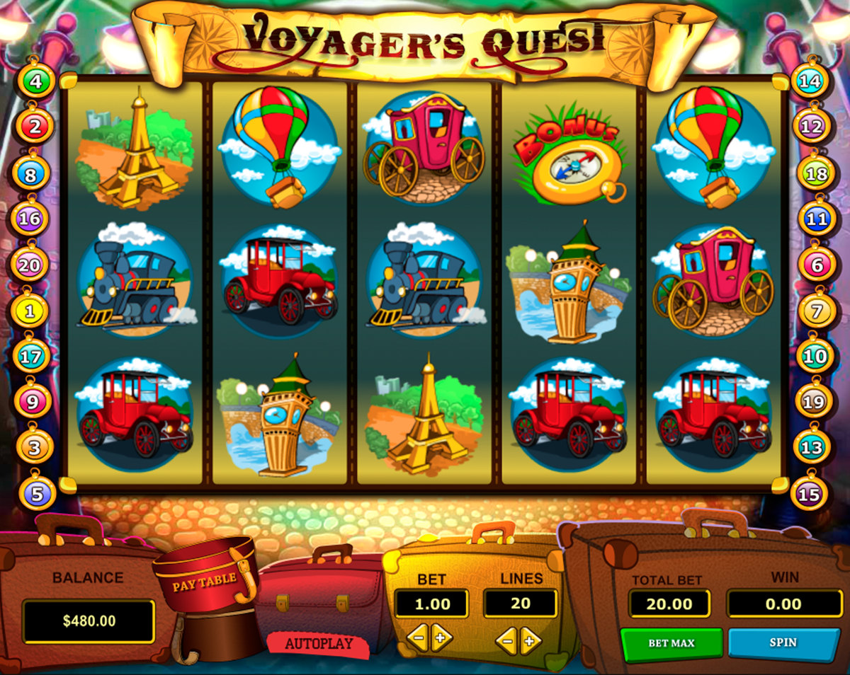 voyagers quest pragmatic