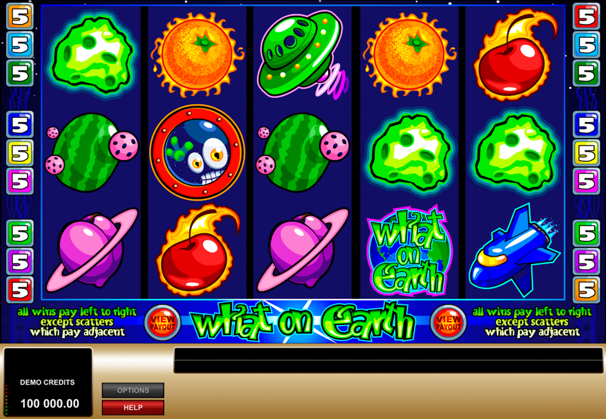 what on earth microgaming